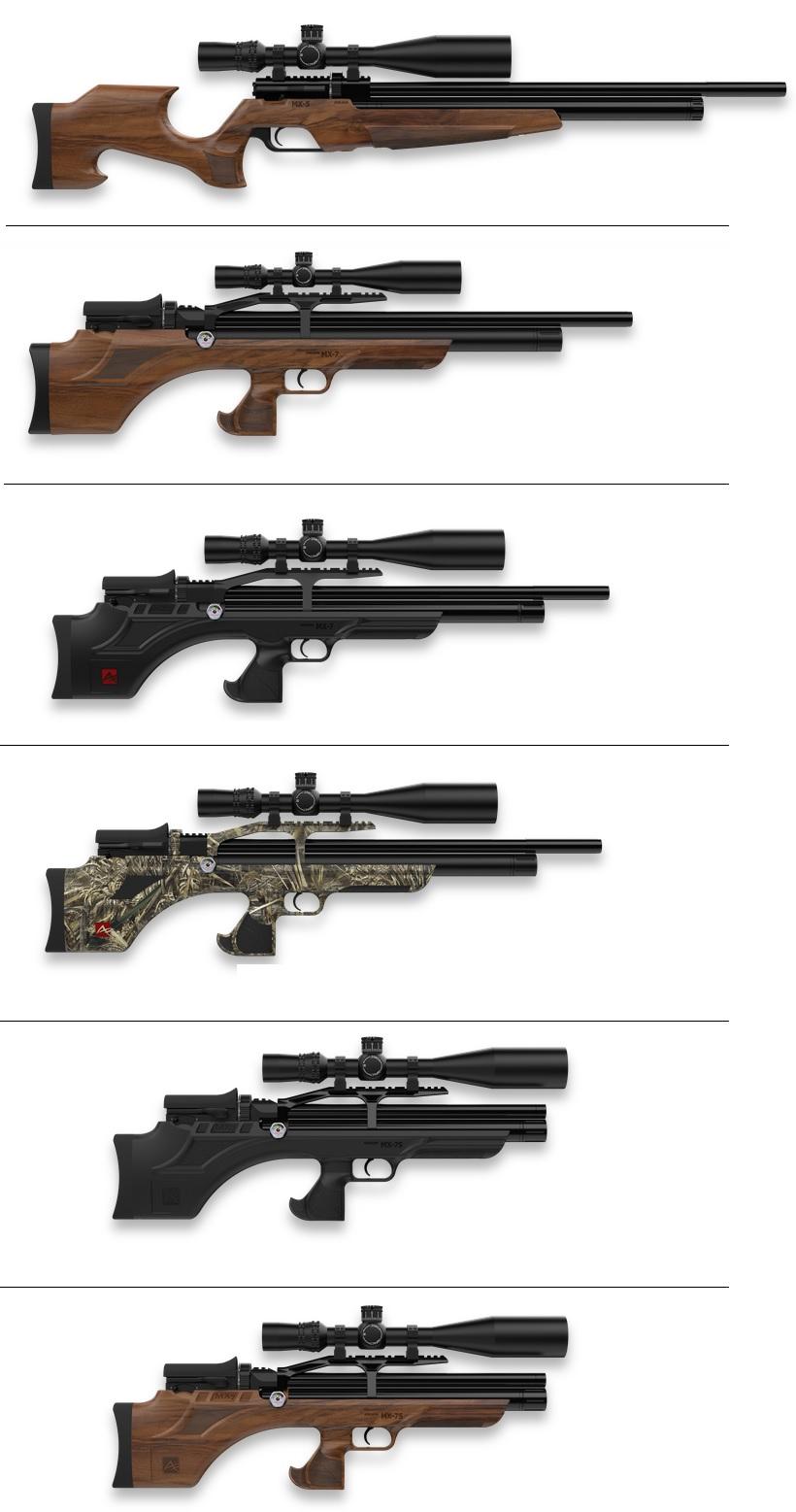 каталог винтовок aselkon